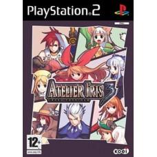Atelier Iris 3 PS2