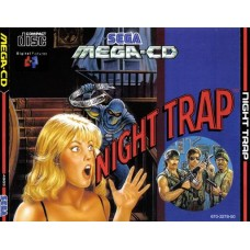 Night Trap Mega CD
