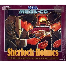 Sherlock Holmes Mega CD