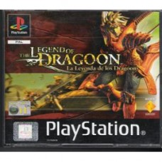 The Legend of the Dragoon PSX
